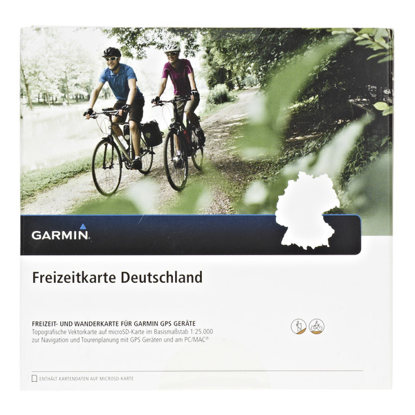 Garmin Topo Deutschland Light - Wanderkarte