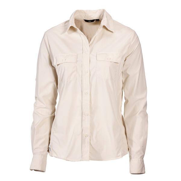 Tierra Correspondent Long Sleeve Shirt Frauen - Outdoor Bluse