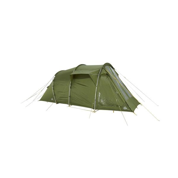 Nomad Dogon 3 (+1) LW, calliste green, uni - Familienzelt