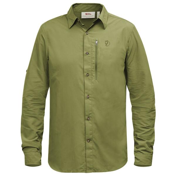 Fjällräven Abisko Hike Shirt LS Männer - Outdoor Hemd