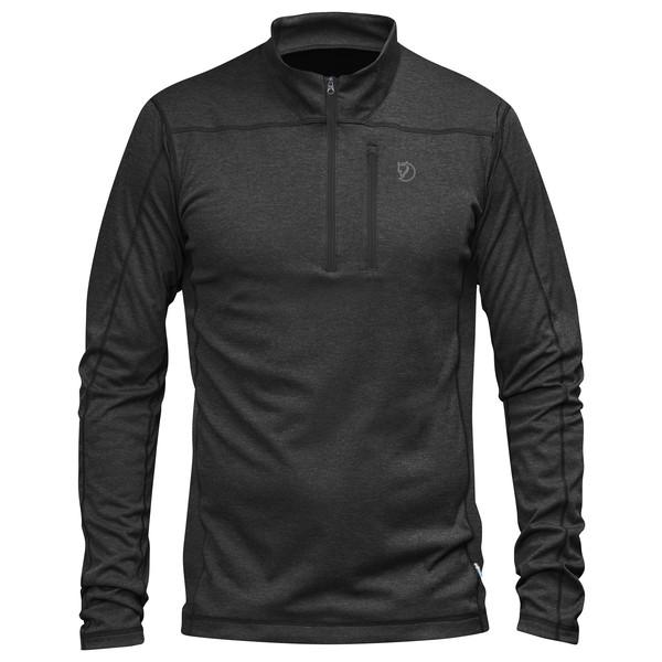 Fjällräven Abisko Vent Zip T-Shirt L/S Männer - Langarmshirt