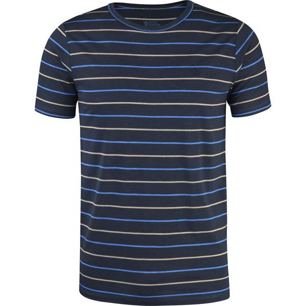 Fjällräven High Coast Stripe T-Shirt Männer - Funktionsshirt