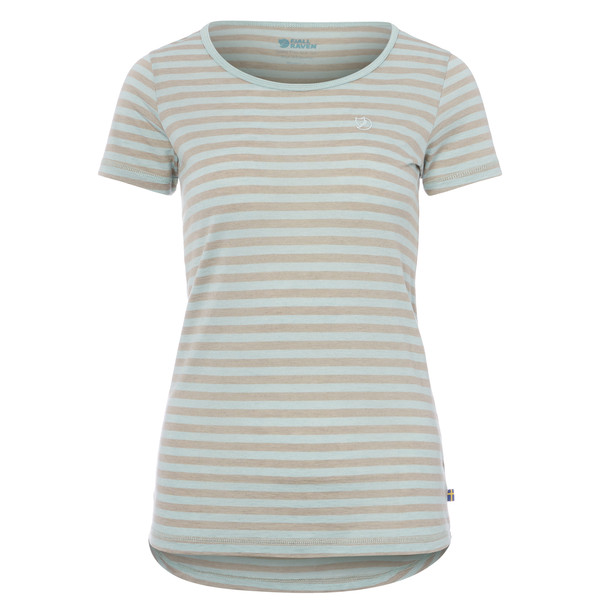 Fjällräven High Coast Stripe T-S Frauen - Funktionsshirt