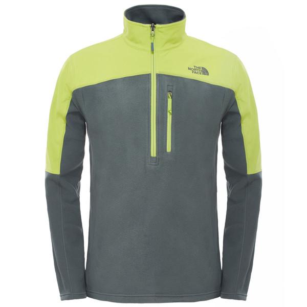 The North Face Glacier Trail 1/2 Zip Männer - Fleecepullover