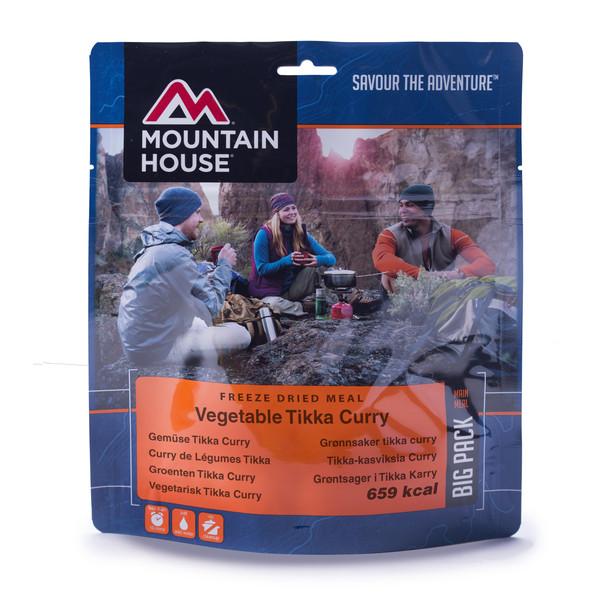 Mountain House Würziges Currygemüse