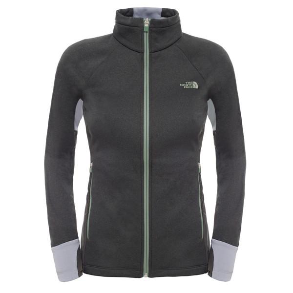 The North Face Attitude Full Zip Jacket Frauen - Fleecejacke