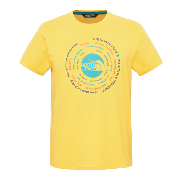 The North Face Technical Expedition Tee Männer - T-Shirt