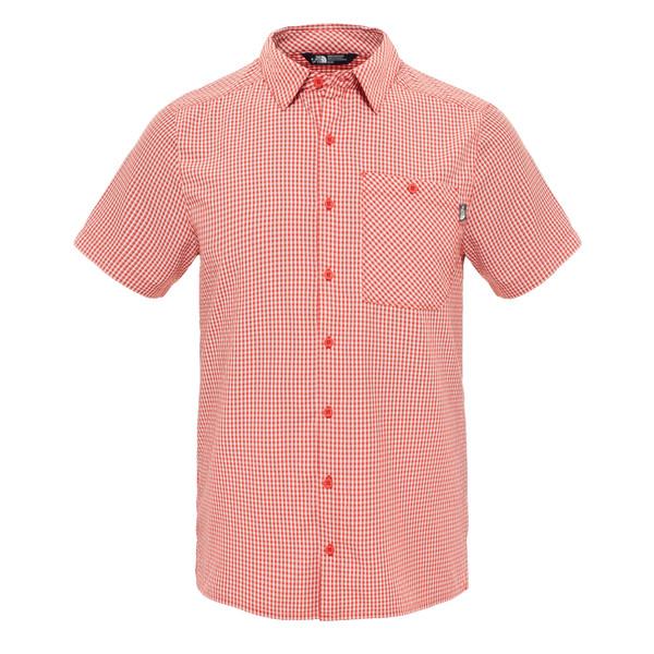 The North Face S/S Hypress Shirt Männer - Outdoor Hemd