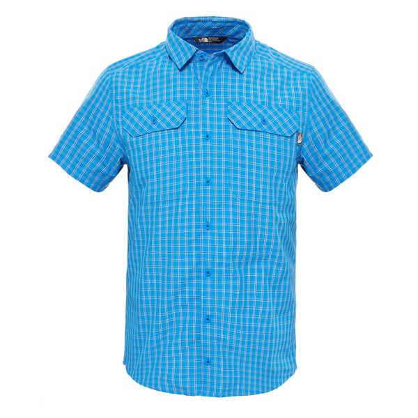 The North Face S/S Pine Knot Shirt Männer - Outdoor Hemd