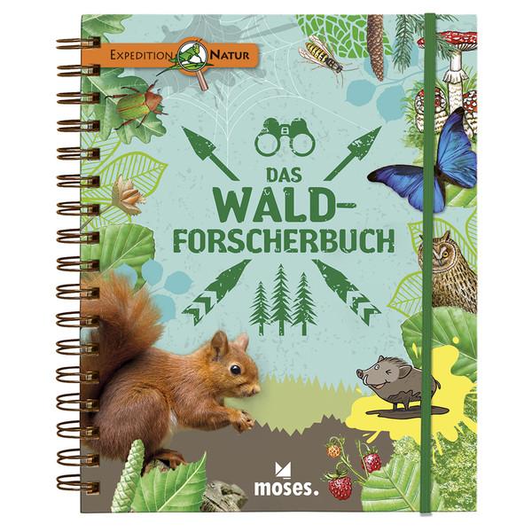 Das Wald-Forscherbuch Kinder