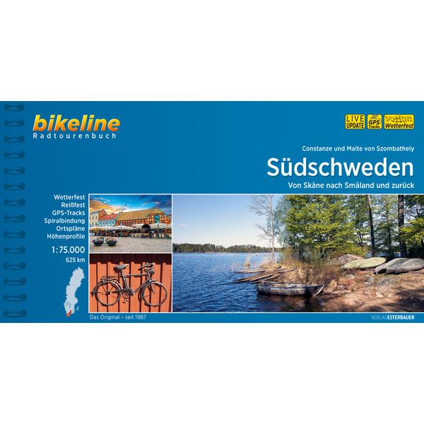 Bikeline Radregion Südschweden