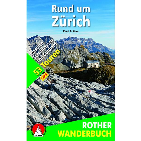 Rother WB Rund um Zürich