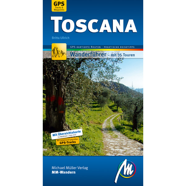 MMV Wanderführer Toscana