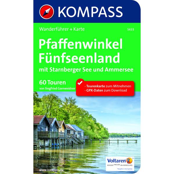 Kompass WF Pfaffenwinkel, Fünfseenland