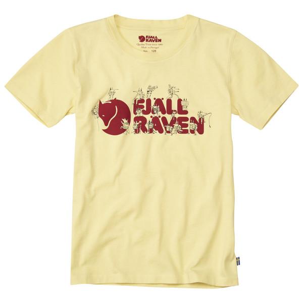Fjällräven Trek Logo T-Shirt Kinder - T-Shirt