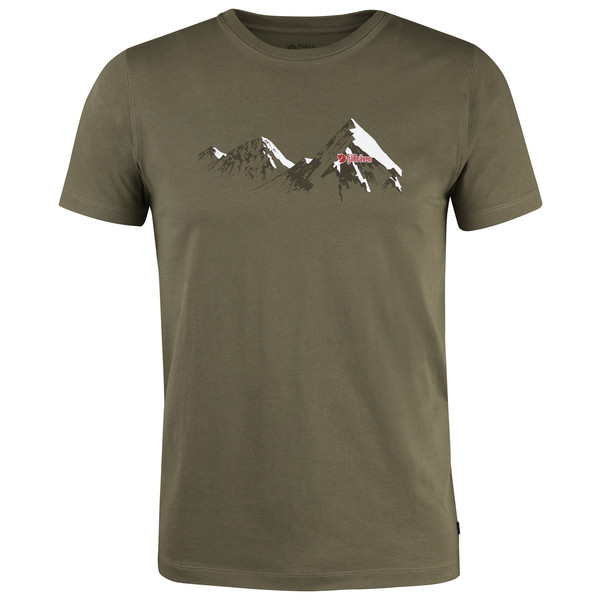 Fjällräven Classic Mountain T-Shirt Männer - T-Shirt