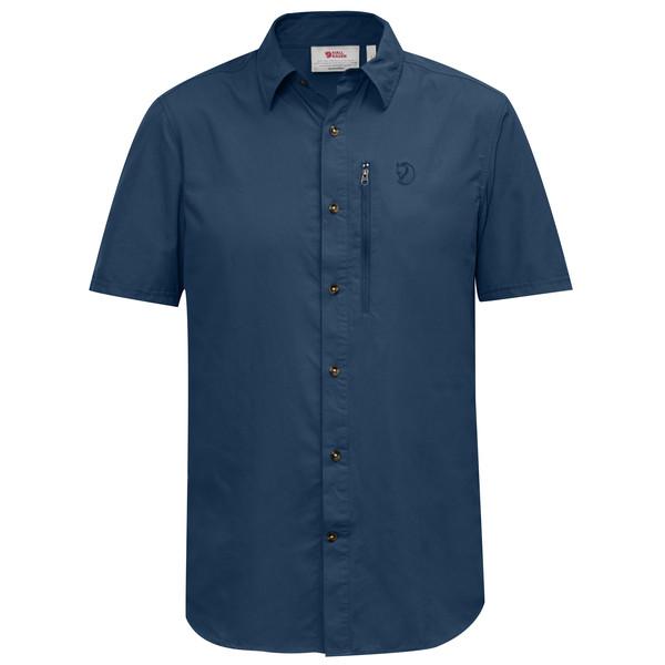 Fjällräven Abisko Hike Shirt SS Frauen - Outdoor Hemd