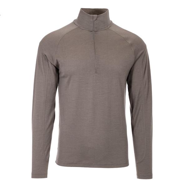 FRILUFTS Kirvi L/S Zip Shirt Männer - Funktionsshirt