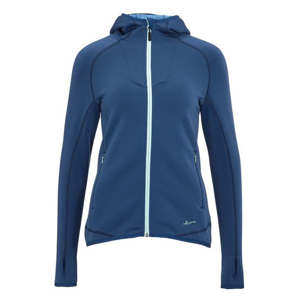 FRILUFTS Tayrona Hooded Jacket Frauen - Fleecejacke