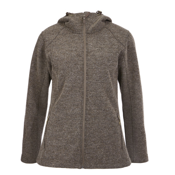 FRILUFTS Liminka Hooded Jacket Frauen - Fleecejacke