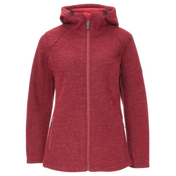 FRILUFTS Liminka Hooded Jacket Frauen - Fleecejacke