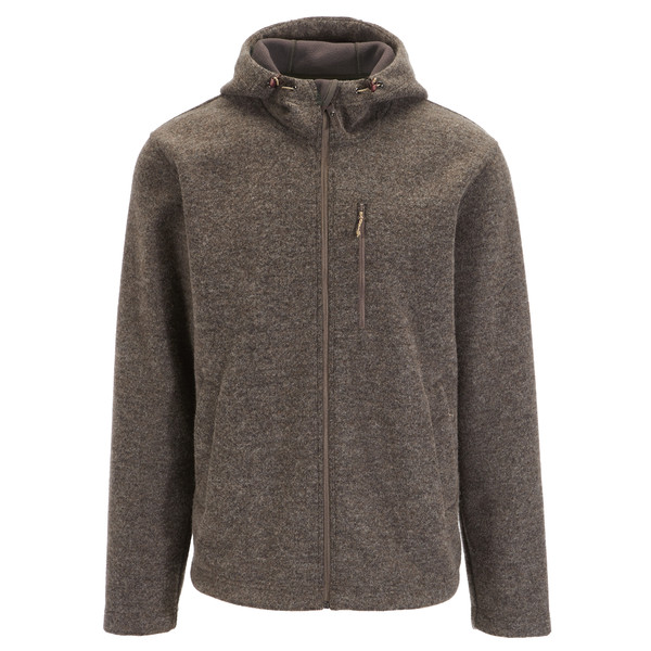 FRILUFTS Liminka Hooded Jacket Männer - Fleecejacke