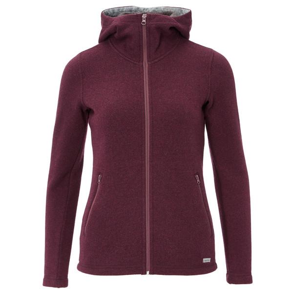 FRILUFTS Tya Hooded Jacket Frauen - Fleecejacke
