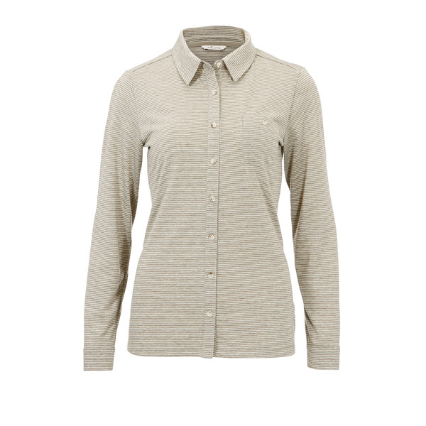 FRILUFTS Sanford L/S Shirt Frauen - Outdoor Bluse