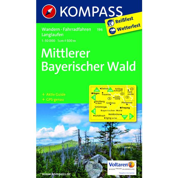 KOKA 196 Mittlerer Bayerischer Wald