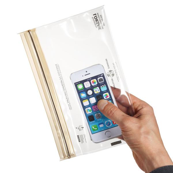 Aloksak Waterproof Bags 9x6, 3er Set