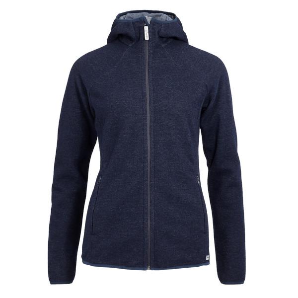 FRILUFTS Kalajoki Hooded Jacket Frauen - Fleecejacke