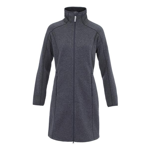 FRILUFTS Hagleren Knitted Fleece Coat Frauen - Fleecejacke