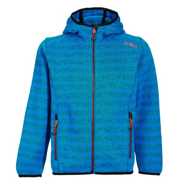 CMP Fix Hood Fleece Jacket Kinder - Fleecejacke