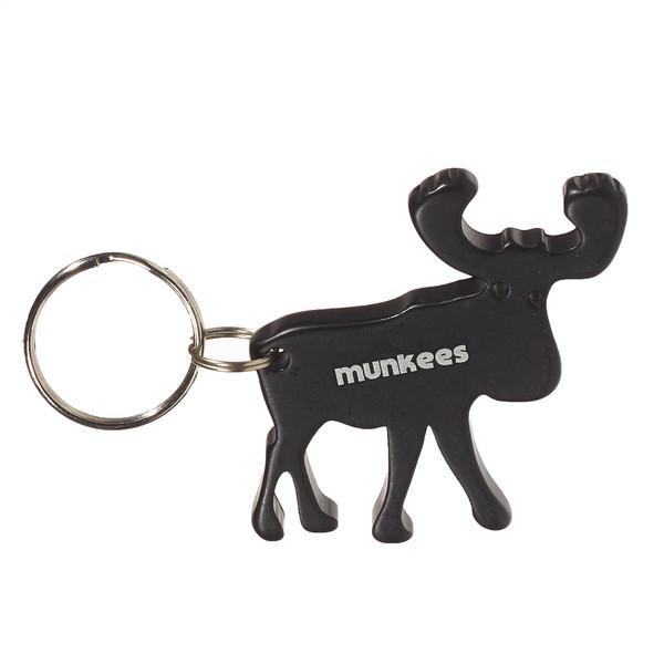 munkees Bottle Opener - Moose - Schlüsselanhänger