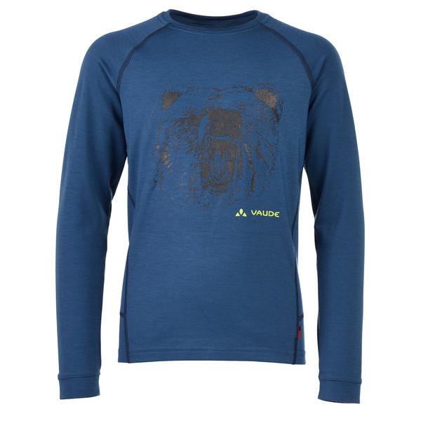 Vaude Paul SL Shirt Kinder - Langarmshirt