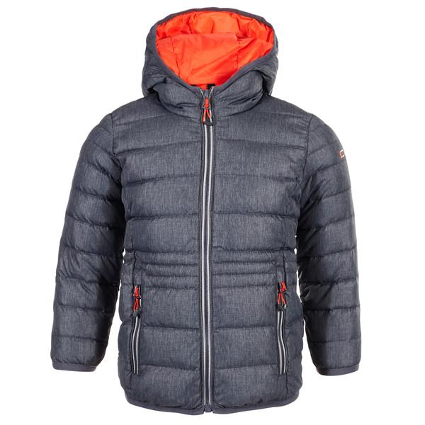 CMP Fix Hood Melange Jacket Kinder - Daunenjacke