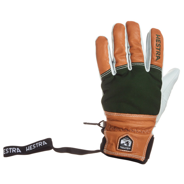 Hestra Army Leather Abisko 5-fingers Unisex - Handschuhe