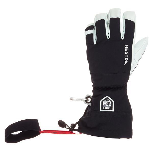 Hestra Army Leather Heli Ski 5-finger Unisex - Handschuhe
