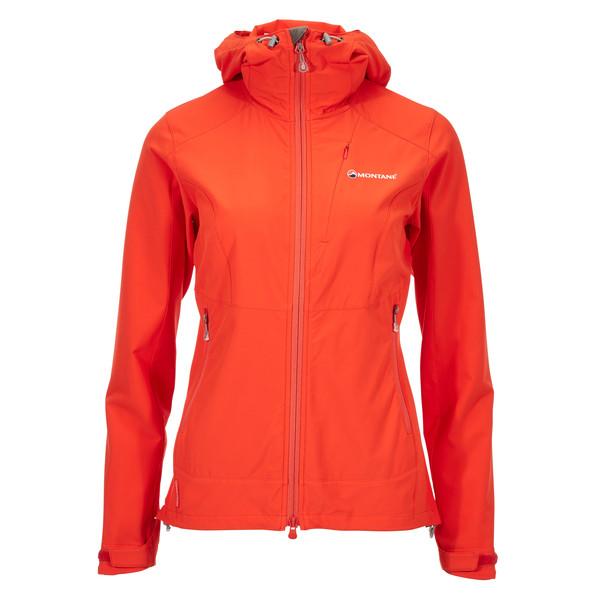 Montane Dyno Stretch Jacket Frauen - Softshelljacke