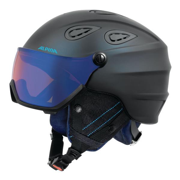 Alpina Grap Visor HM Unisex - Skihelm