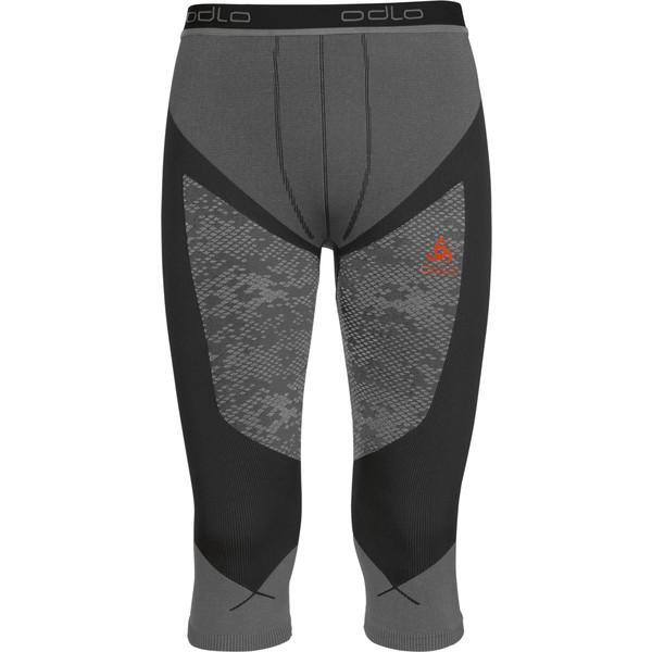 Odlo Blackcomb Evolution Warm Pants 3/4 Männer - Funktionsunterwäsche