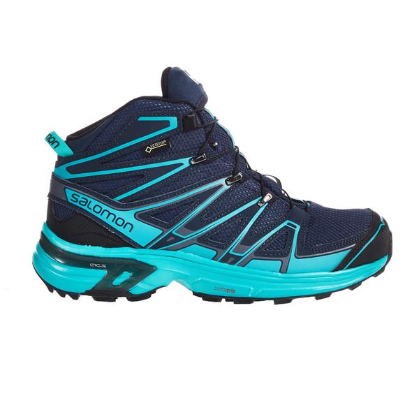 Salomon X-Chase Mid GTX Frauen - Hikingstiefel