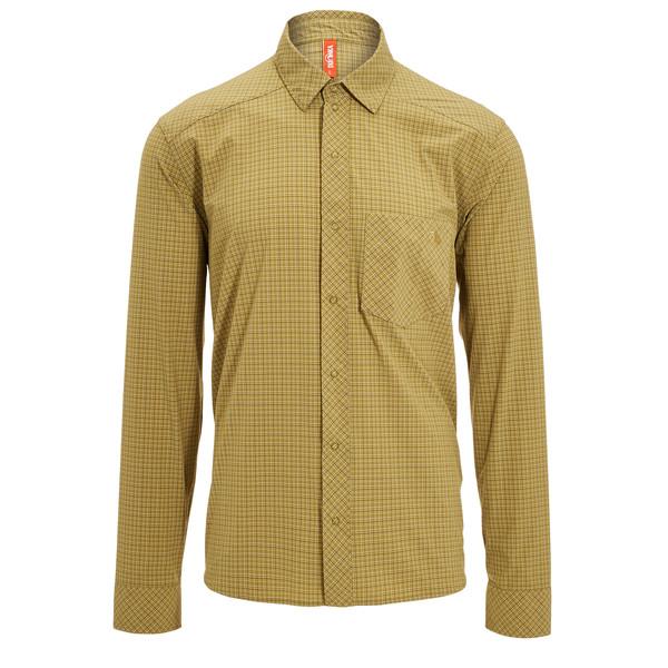 Tatonka Nilo M's L/S Shirt Männer - Outdoor Hemd