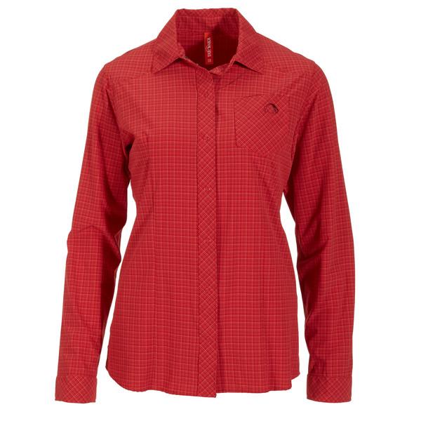 Tatonka Nilo W's L/S Shirt Frauen - Outdoor Bluse