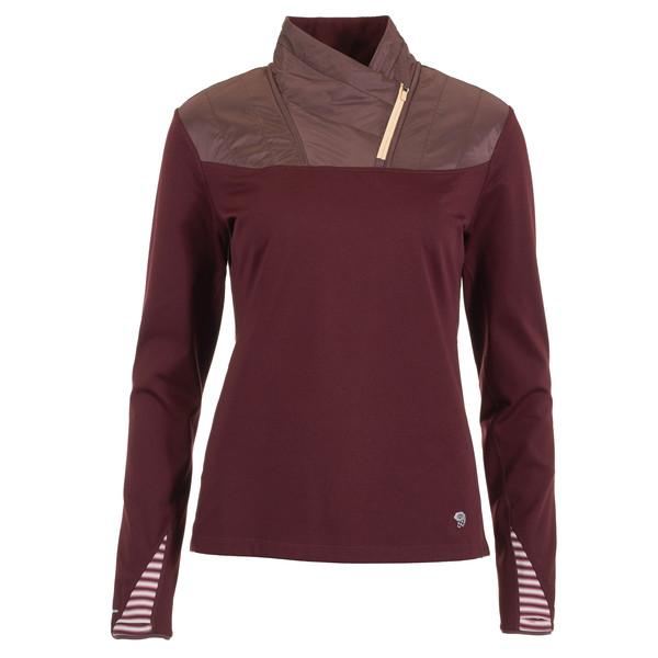 Mountain Hardwear 32° Insulated 1/2 Zip Frauen - Fleecepullover