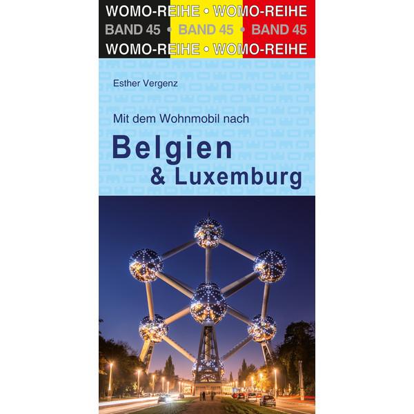 Womo Belgien und Luxemburg