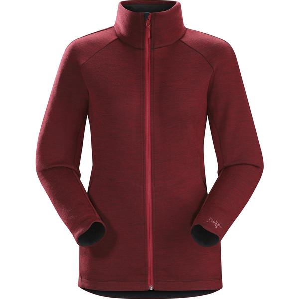 Arc'teryx A2B Vinta Jacket Frauen - Fleecejacke