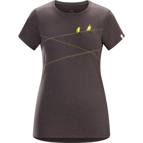 Arc'teryx UP Slope SS T-Shirt Frauen