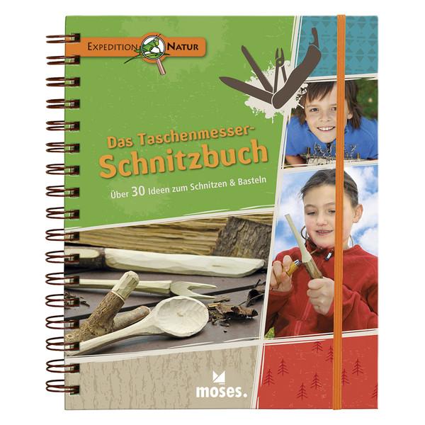 Das Taschenmesser-Schnitzbuch Kinder