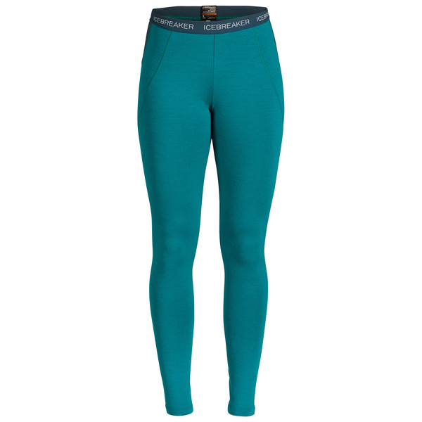 Icebreaker Winter Zone Leggings Frauen - Funktionsunterwäsche